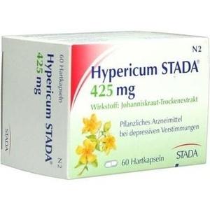 HYPERICUM STADA 425 mg Hartkapseln