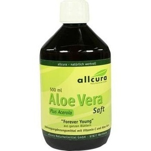 ALOE VERA FOREVER young Saft