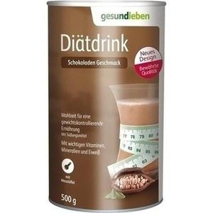 gesund leben Diätdrink Schokoladen Geschmack