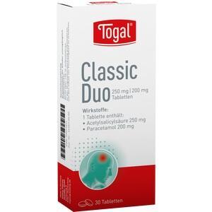 Abbildung von Togal Classic Duo  Tabletten