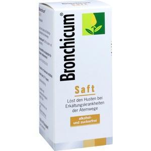 BRONCHICUM Saft