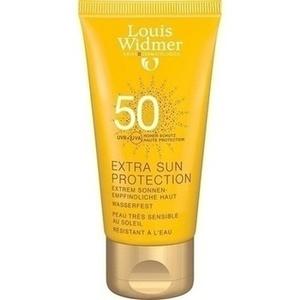 WIDMER Extra Sun Protection SPF 50 Creme unparfüm.