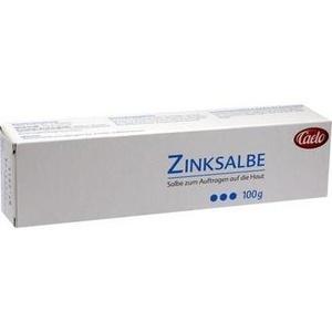 ZINKSALBE Caelo HV-Packung