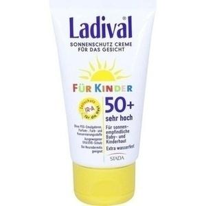 Abbildung von Ladival Für Kinder Sonnenschutz Creme Lsf 50+