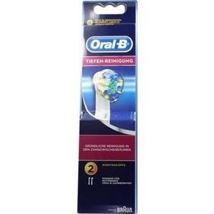 ORAL B Aufsteckbürsten Tiefen-Reinigung