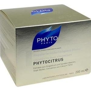 PHYTO PHYTOCITRUS Maske coloriertes Haar