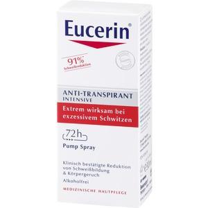 EUCERIN Deodorant Antitranspirant Spray 72h