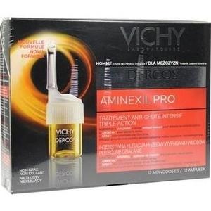 VICHY DERCOS Aminexil Pro Männer Ampullen