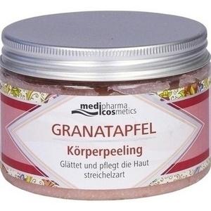 GRANATAPFEL KÖRPERPEELING