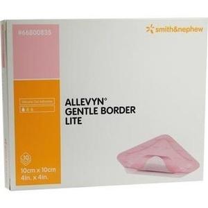 ALLEVYN Gentle Border Lite 10x10 cm Schaumverb.