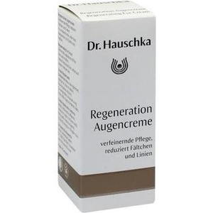HAUSCHKA Regenerations Augencreme