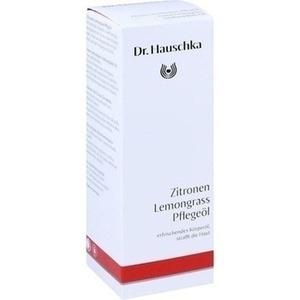 DR.HAUSCHKA Zitronen Lemongrass Pflegeöl
