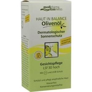 HAUT IN BALANCE Olivenöl Derm.So.Schutz Ges.LSF30