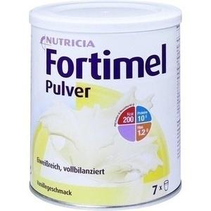 FORTIMEL Pulver Vanillegeschmack