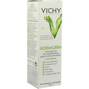 VICHY NORMADERM Umf.reiche Feucht.Pfl.Hautunreinh.