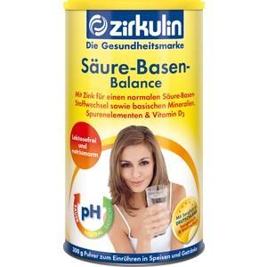 ZIRKULIN Säure-Basen-Balance Pulver