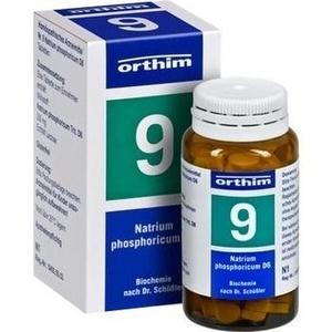 Biochemie Orthim Nr. 9 Natrium Phosphoricum D6 Tabletten