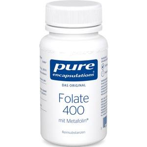 PURE ENCAPSULATIONS Folate 400 Kapseln