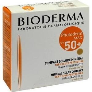 BIODERMA Photoderm Max KompaktSonnenc.SPF 50+ gold