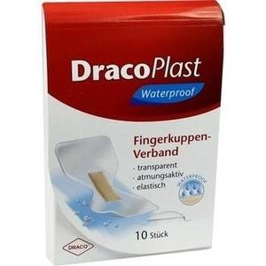 DRACOPLAST waterproof Fingerkuppenpflaster