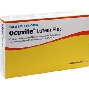 OCUVITE Lutein Plus Kapseln