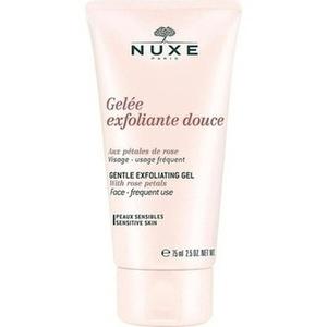 NUXE Gelee Exfoliante Douce aux Petals de Rose
