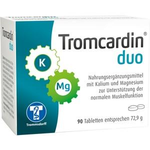 TROMCARDIN duo Tabletten