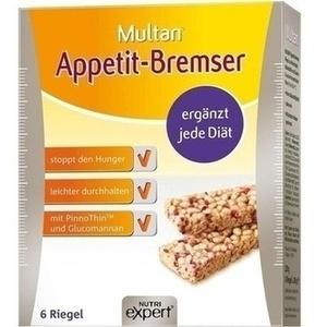 MULTAN Appetit-Bremser Riegel