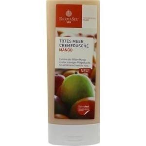 DERMASEL Duschcreme Mango SPA