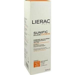 LIERAC Sunific LSF 50 Körper Spray