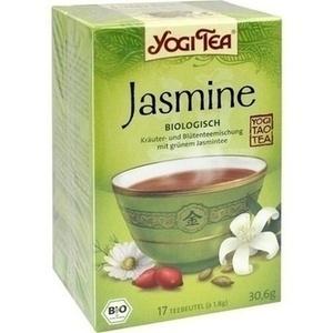 YOGI TEA Jasmine Bio Filterbeutel