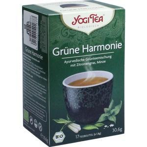 YOGI TEA grüne Harmonie Bio Filterbeutel