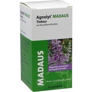 AGNOLYT MADAUS Tinktur aus Keuschlammfrüchten