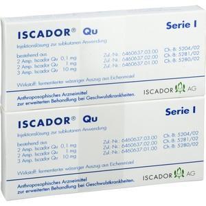 ISCADOR Qu Serie I Soluție injectabilă