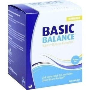BASIC BALANCE Kompakt Tabletten