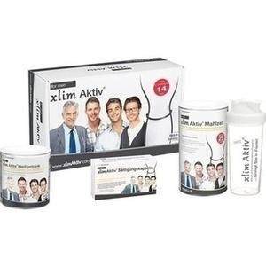 XLIM Aktiv Starterpaket for men Vanille