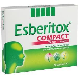 Abbildung von Esberitox Compact  Tabletten