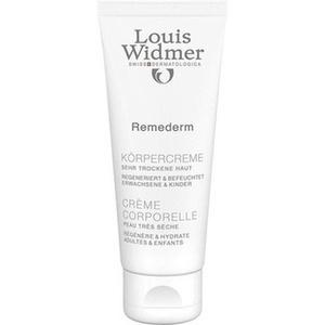 WIDMER Remederm Körpercreme leicht parfümiert