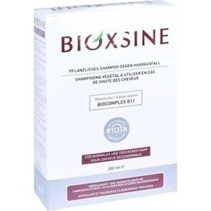 BIOXSINE pflanzliches Shampoo gegen Haarausfall bei normalem und trockenen Haar