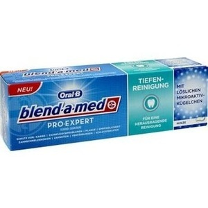 Blend-a-Med Pro-Expert Tiefenreinigung Zahnpasta