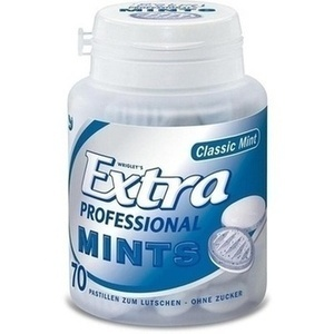 WRIGLEY'S Extra Professional Classic Mint Dose