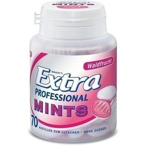 WRIGLEY'S Extra Professional Mints Waldfrucht