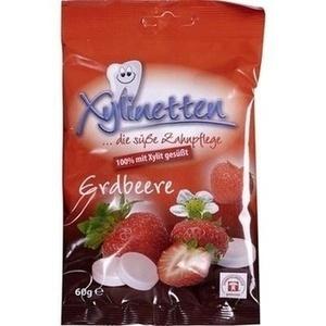 XYLINETTEN Erdbeere Bonbons
