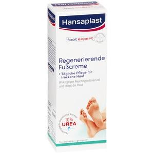 HANSAPLAST regenerierende Fußcreme 10% Urea