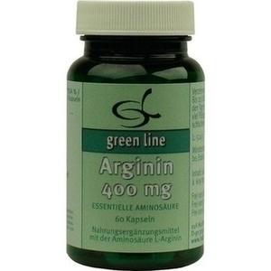 ARGININ 400 mg Kapseln