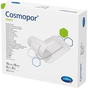 COSMOPOR steril Wundverband 15x15 cm