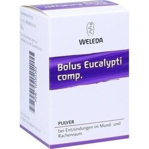 BOLUS EUCALYPTI comp.Pulver