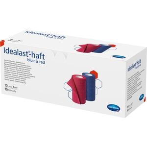 IDEALAST-haft color Binde 10 cmx4 m sortiert