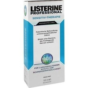 LISTERINE Professional Sensitiv-Therapie Mundspülung