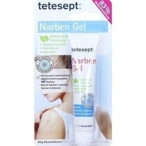 TETESEPT Narben Gel